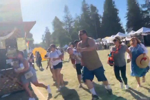 Mass Shooting at Gilroy Garlic Festival