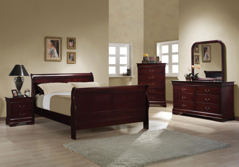 Coaster Louis Philippe Bedroom Set