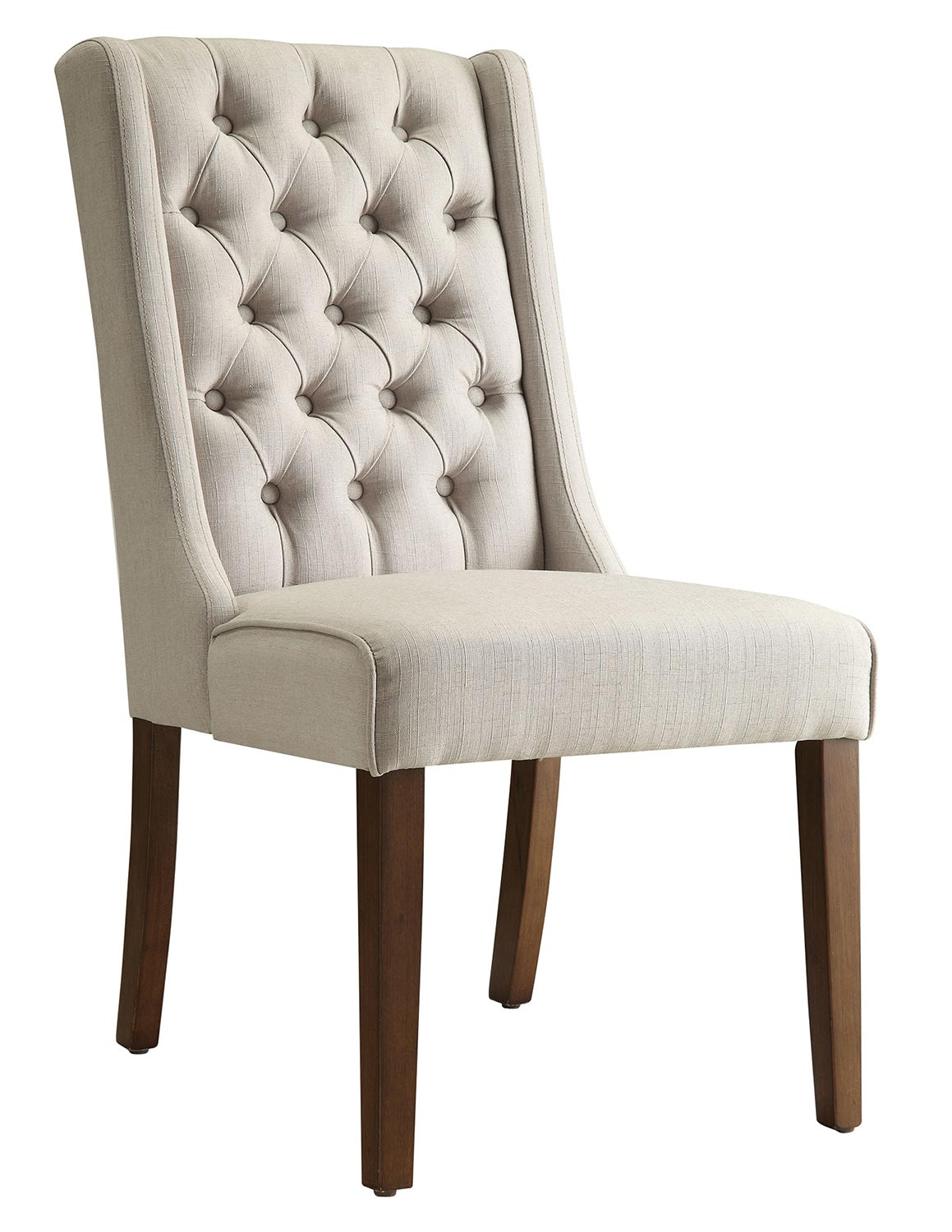 Chair Coasters Coaster 902502 Accent Chair Beige 902502 At Homelement