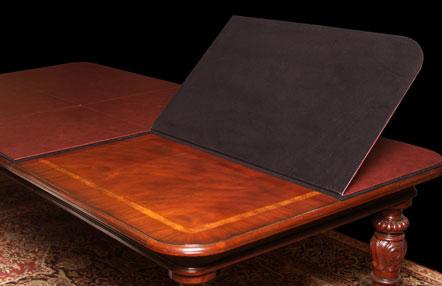 International Table Pads Custom Table Pad Cover TABLEPAD