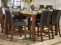 Homelegance Achillea Counter Height Dining Table-Marble ...