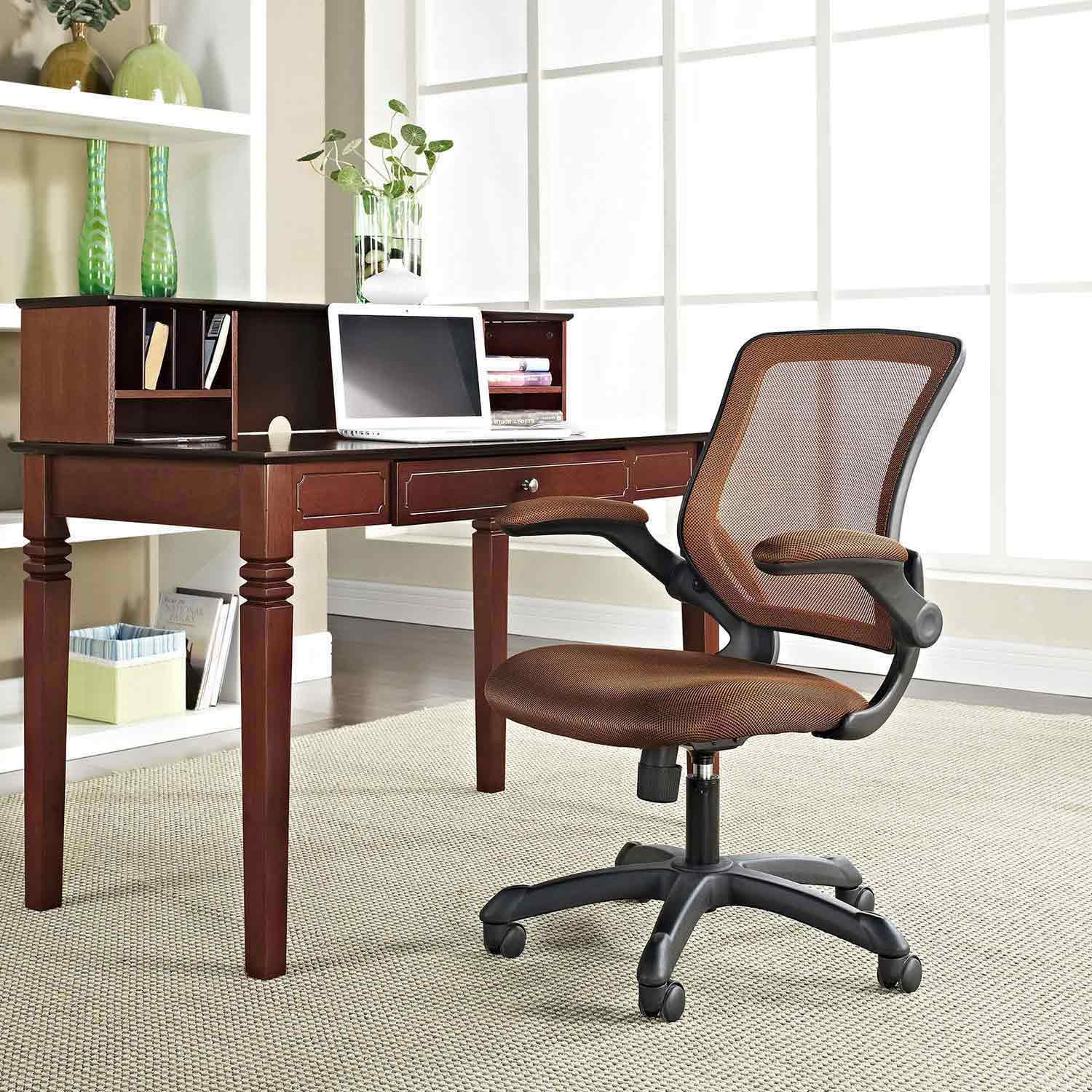 Tan Office Chair Modway Veer Mesh Office Chair Tan Mw Eei 825 Tan At