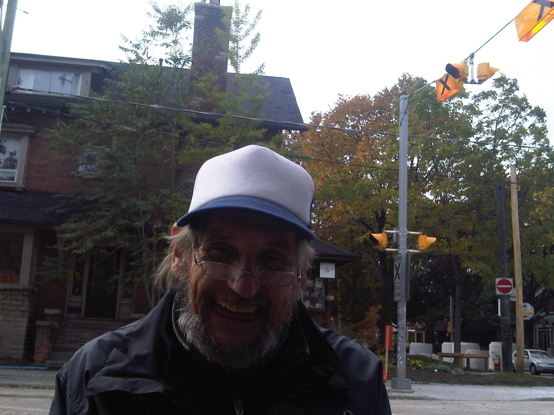Tonys face - Oct 15 2009