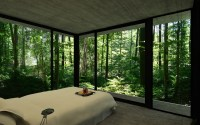 Gres House in a Brazilian Rain Forest by Luciano Kruk - Homeli
