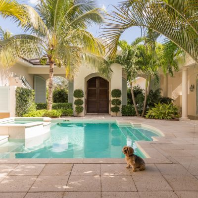 Home Life & Design, Courtyard Homes in Vero Beach, Interior Designer Jill Shevlin