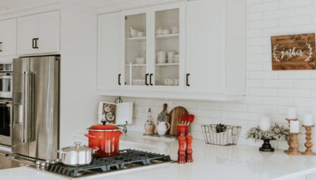 A kitchen upgrade can help sell your home for more money.