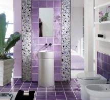 Beatiful Modern Purple Toilet Design Home Lilys Ideas