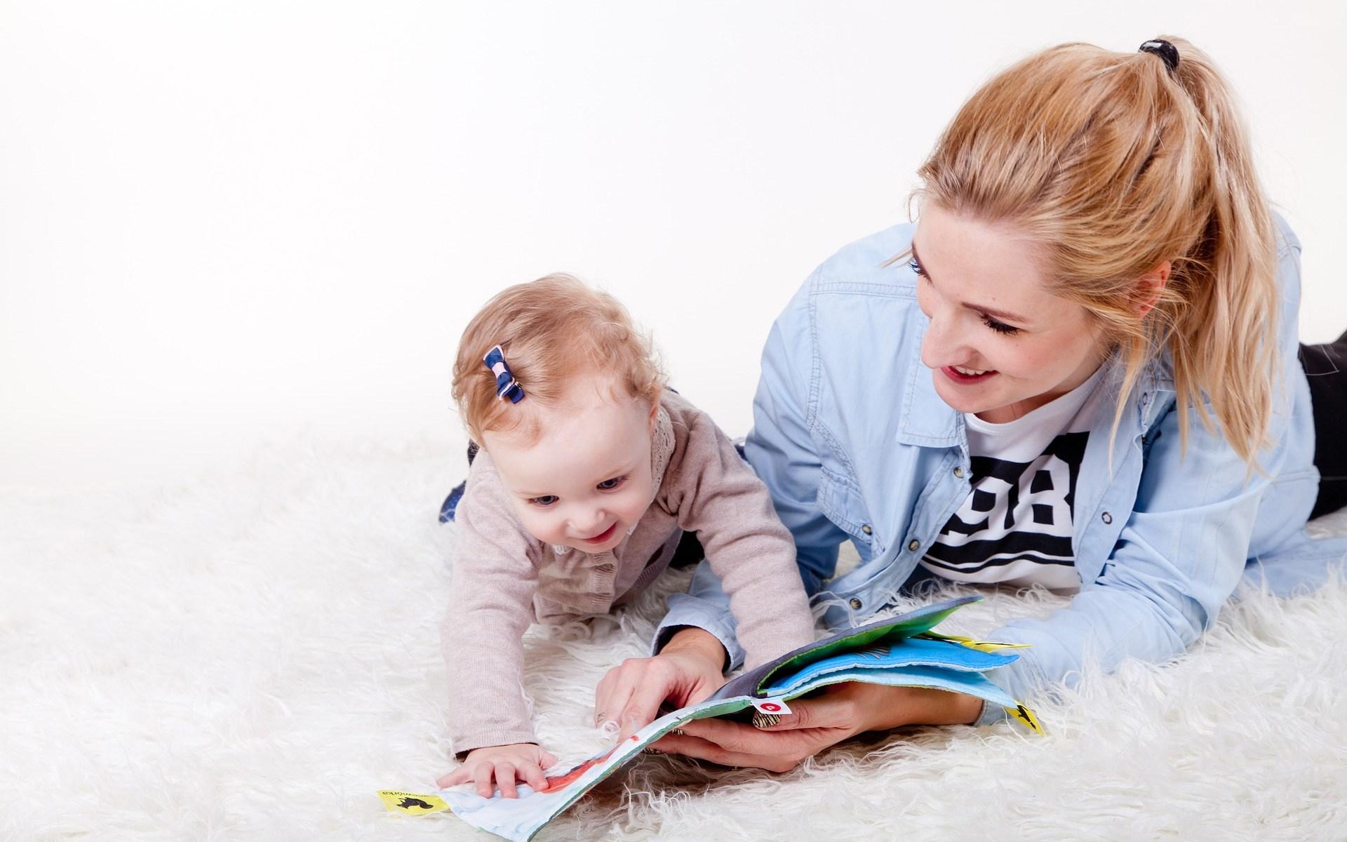 赤ちゃんと英語を楽しめる方法ってありますか?