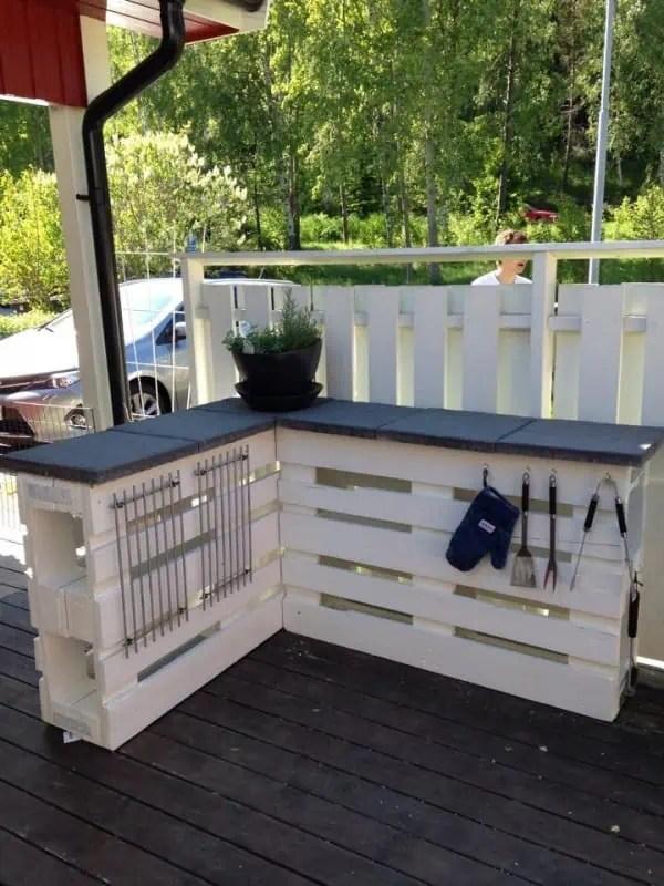 Plan Table De Jardin En Bois | Peinture Deco Salon Images Et ...