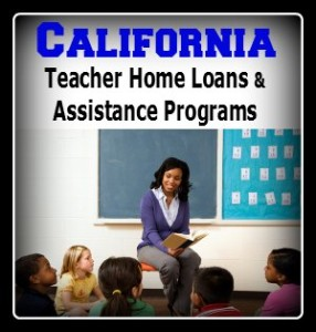 Teacher mortgage programs