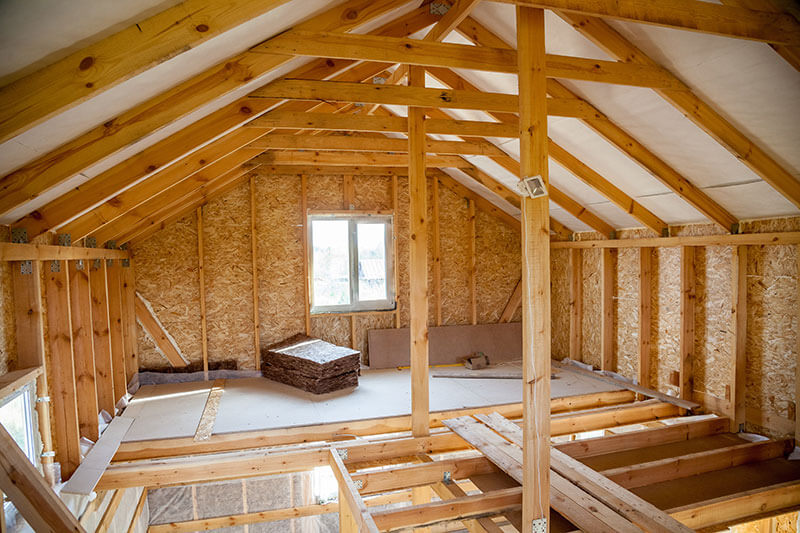 The Best Way To Insulate A Roof  Home Logic