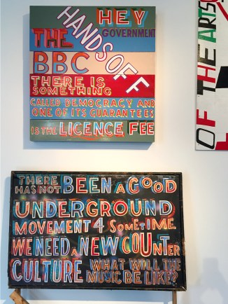 Hands of The BBC, Bob and Roberta Smith