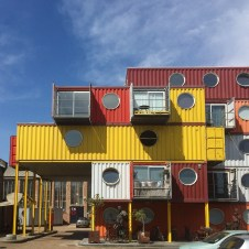 Container City at Trinity Buoy Wharf