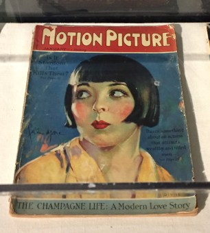 1920s Motion Picture Magazine. The Champagne Life: A Modern Love Story