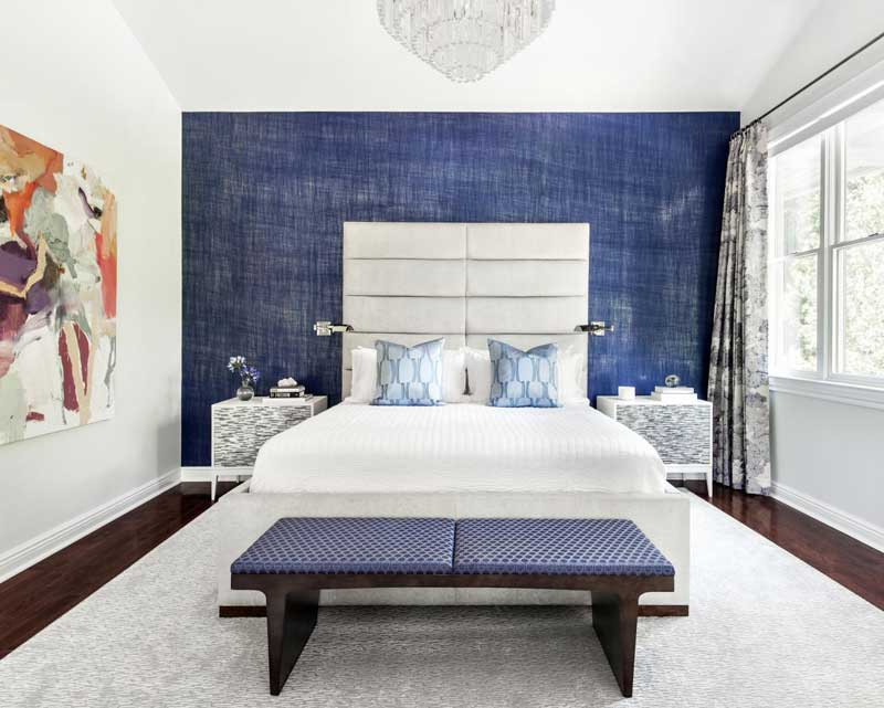 Balanced Contemporary Bedroom