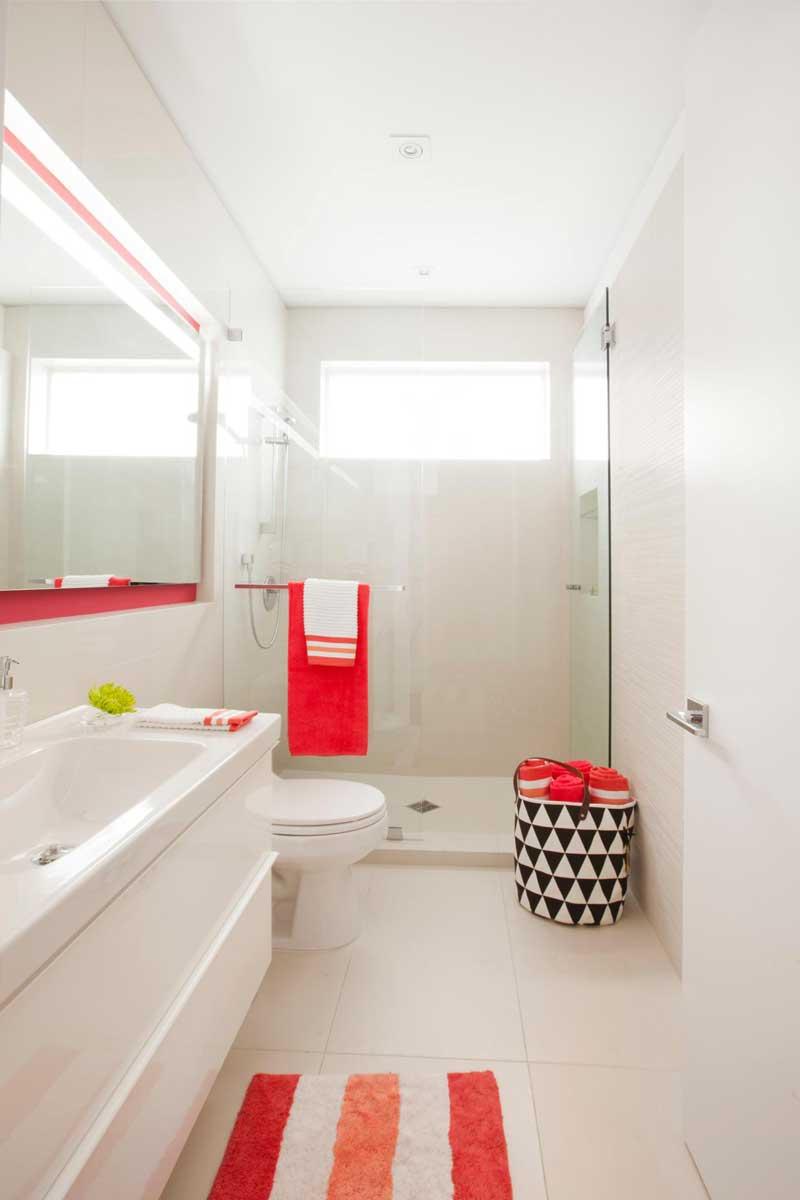 50 Modern Small Bathroom Design Ideas - HOMELUF