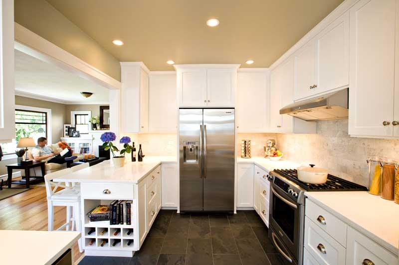 Classy-craftsman-kitchen-design