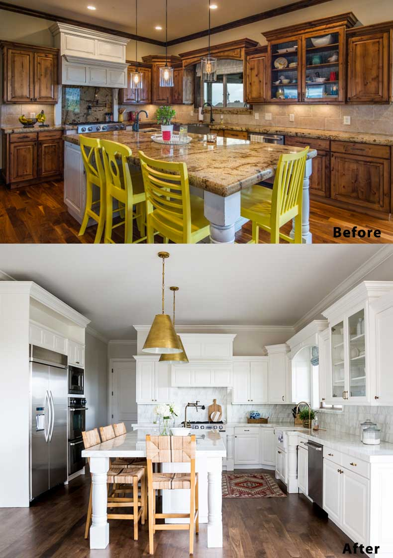 Kitchen Remodel Ideas Before And After 01