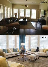 55 Living Room Design, Decor and Remodel Ideas (Before ...
