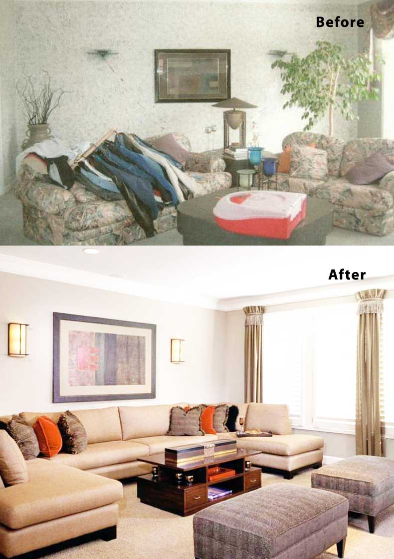 Living Room Remodels Before and After 07