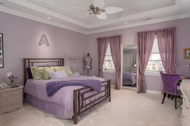 Eclectic Teenage Girl Bedroom