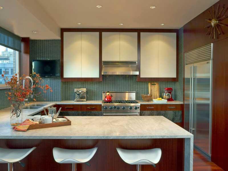 Gray Marble Countertop