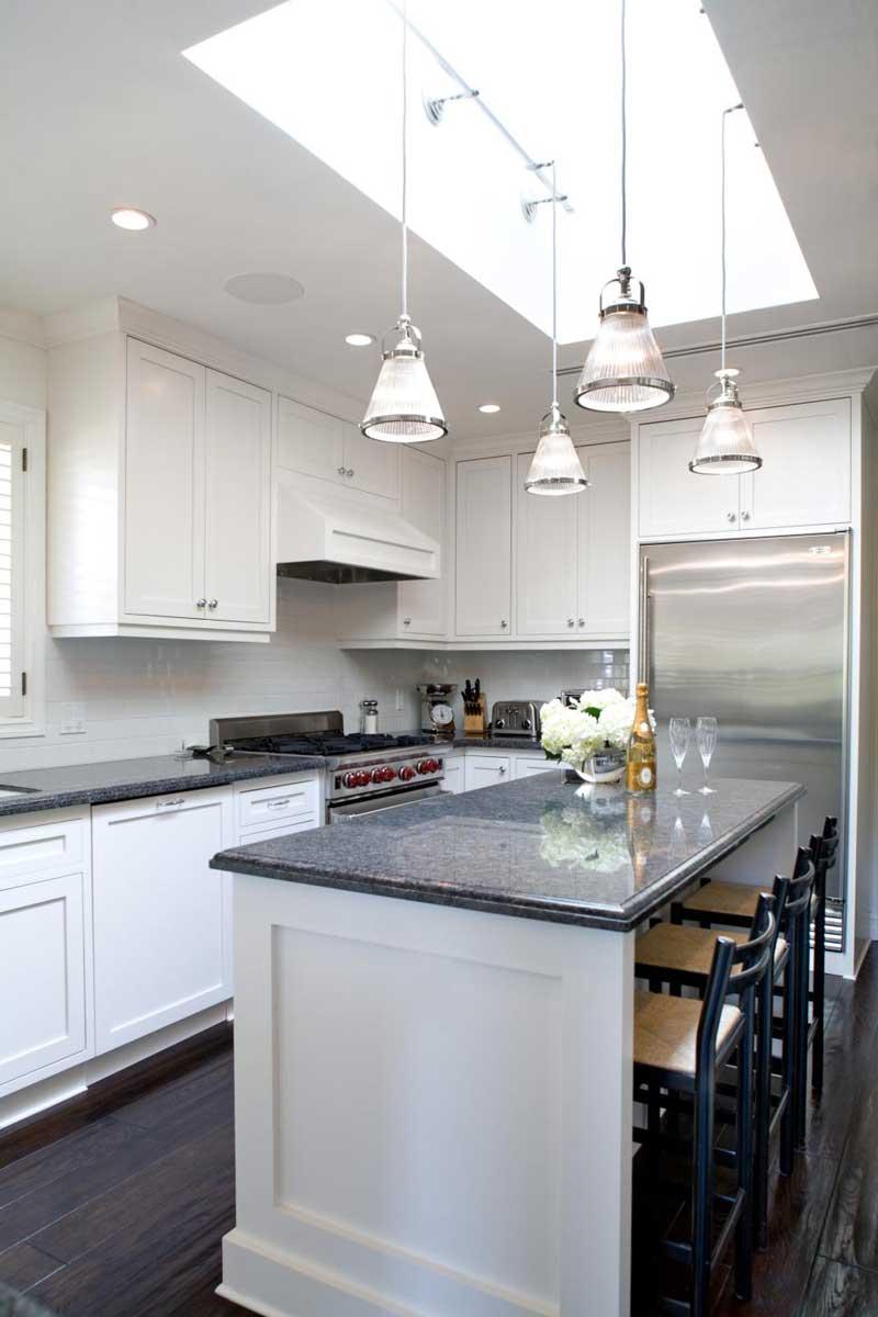 50 Gorgeous Kitchen Island Design Ideas - HOMELUF