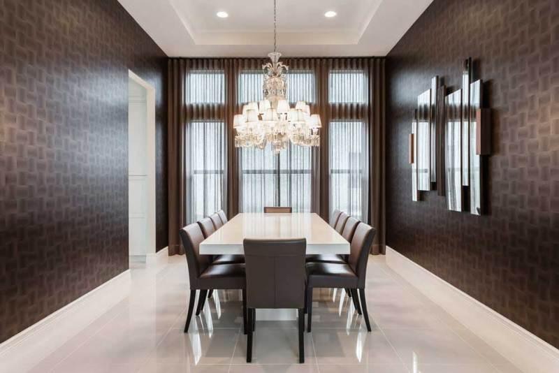 100 dining room lighting ideas homeluf for The modern dining room dress code