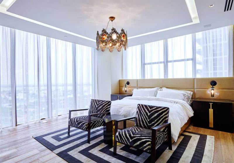 suspended lighting for fixtures lights master ceiling bedroom light modern ideas