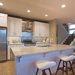 Cream Color Kitchen Cabinets Hickory Island Granite Countertops: Top 25 Best White Colors For ...