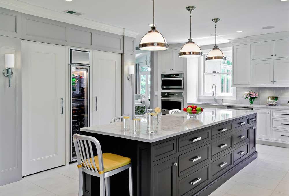 50 modern kitchen lighting ideas for your kitchen island homeluf rh homeluf com  modern kitchen lighting ideas uk