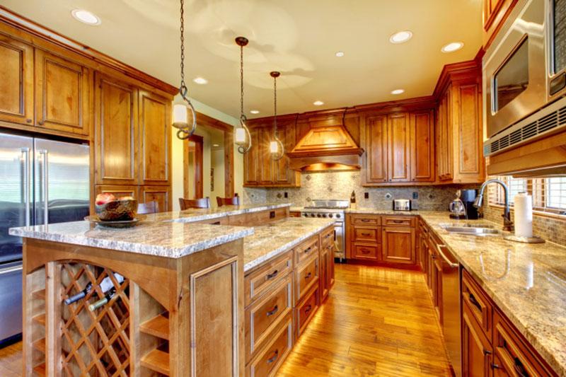 Santa Cecilia Granite Countertops (Design, Cost, Pros and Cons ...