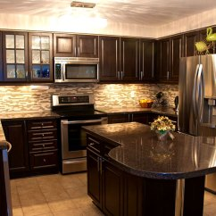 Home Depot Kitchen Cabinets Prices Sink Grinder Best Black Granite Countertops (pictures, Cost, Pros & Cons)