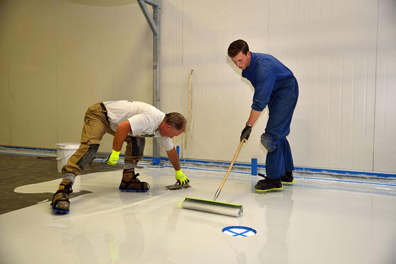 How To Apply Garage Floor Epoxy