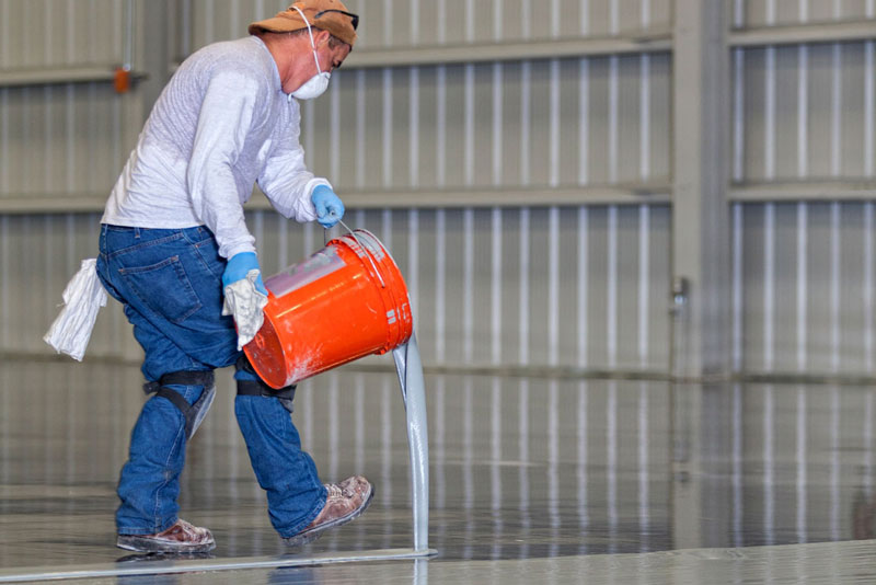 Types Of Epoxy Flooring Systems