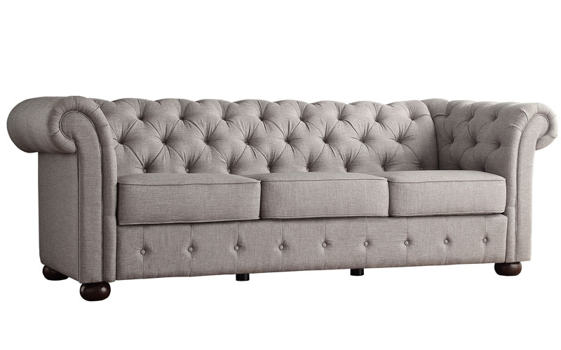 Augustine Tufted Sofa