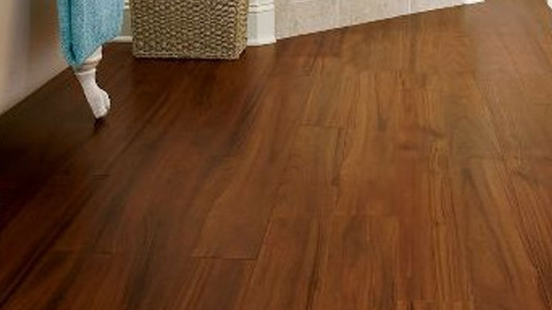 Looking For More From Armstrong Flooring? If Youu0027re Seeking A Traditional  And Rich Tone That Looks Exactly Like Hardwood, Youu0027ll Love The Luxe Exotic  ...