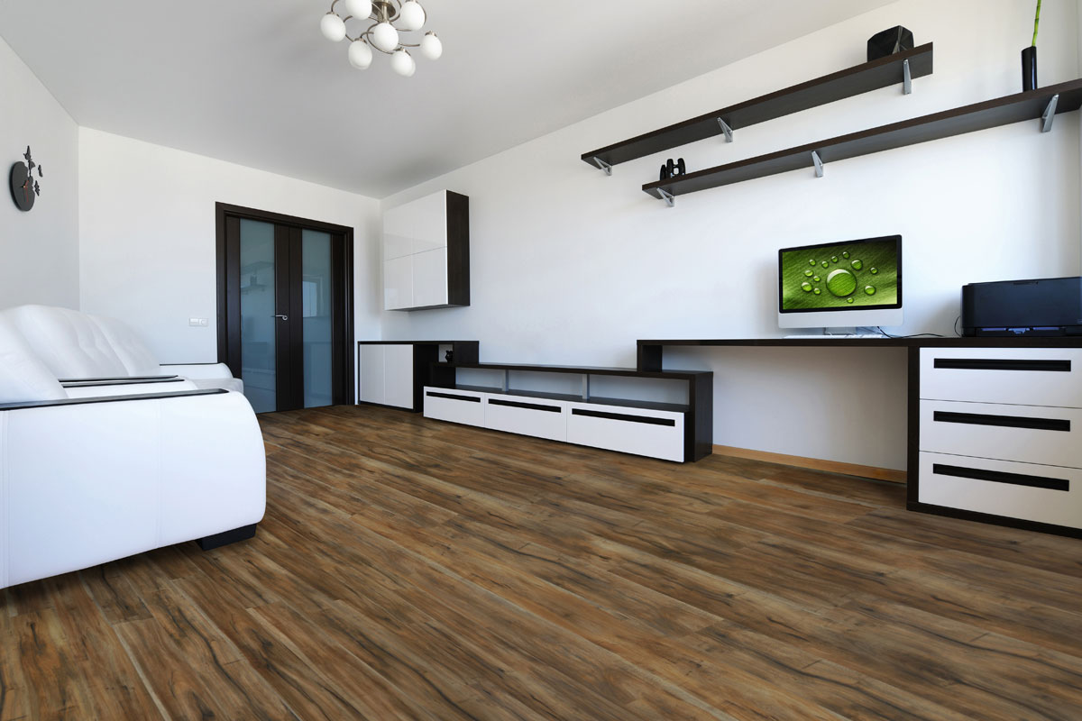 10 best luxury vinyl plank flooring top rated brands reviewed for Best rated interior paint 2017