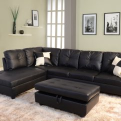 Good Sofa Sets Norcastle Table 40 Best Cheap Sectional Sofas For Every Budget Homeluf Com Modern About A Black Leather Couch And This Piece Demonstrates That Perfectly It Looks Perfect The Professional But Is Also Choice