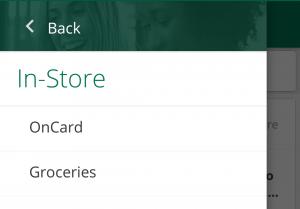 TopCashback grocery cashback review.