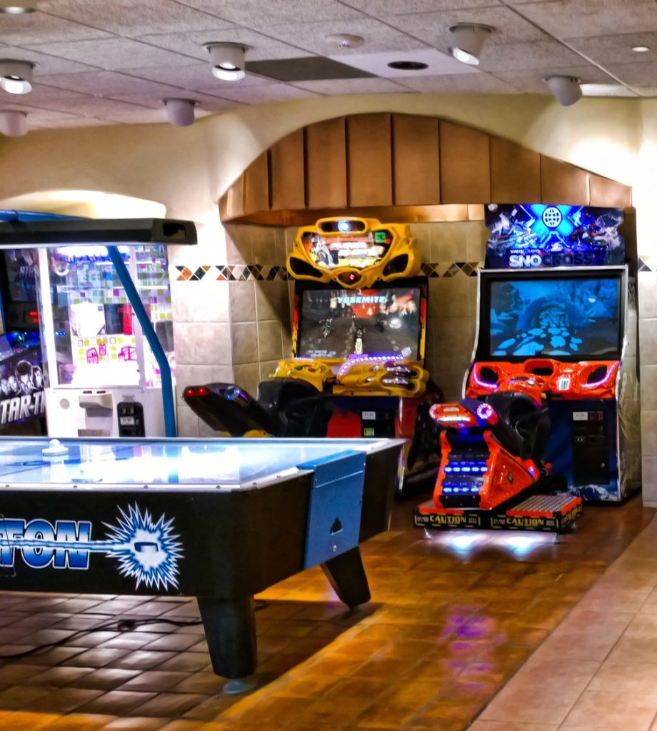 If you have a game room or recreation area in your home, it's important to have good lighting. Most Cool (2017) Game Room Ideas That You Can Follow ...