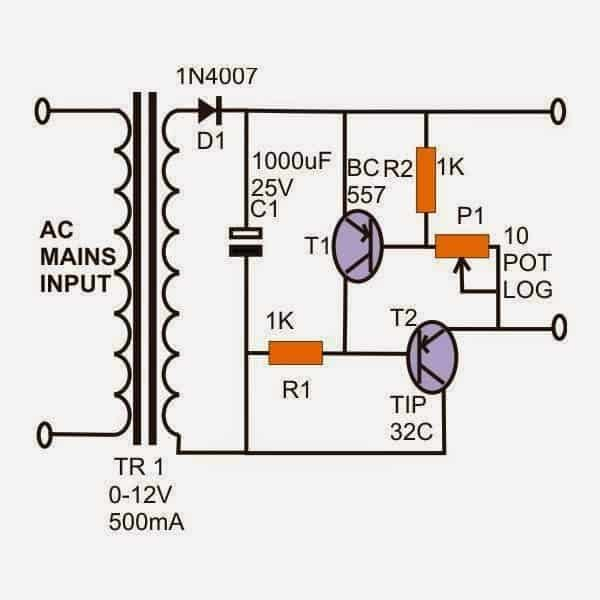 build simple transistor circuits  homemade circuit projects