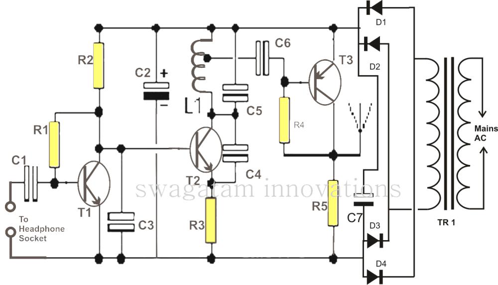 medium resolution of wireless speaker diagram wiring diagram fascinatingmake this wireless speaker circuit homemade circuit projects wireless bluetooth speaker
