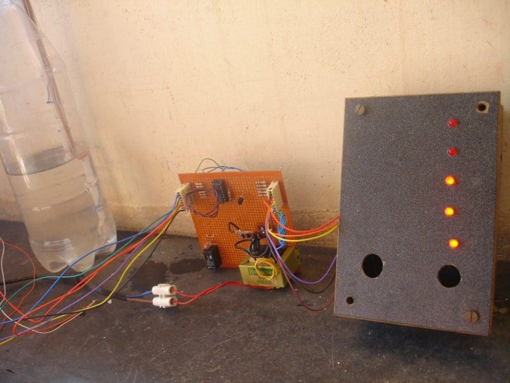 Turn Signal Indicator Beeper Circuit Electronic Circuit Projects