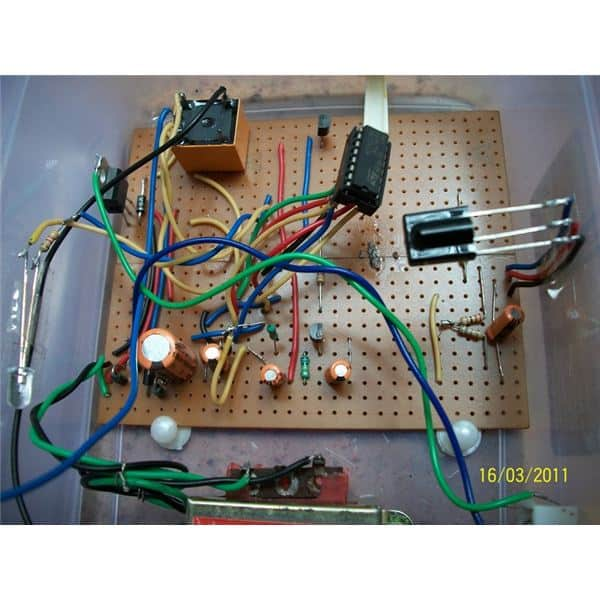 Red Jacket Control Box Wiring Diagram