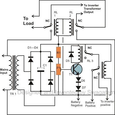 4 Simple Uninterruptible Power Supply (UPS) Circuits