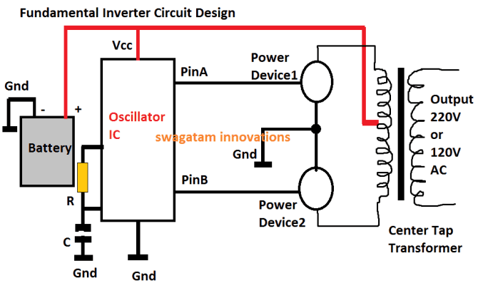 how an inverter functions how to repair inverters  general