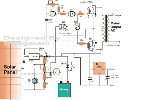 small resolution of solar inverter schematic diagram simple wiring schema rh 6 8 55 aspire atlantis de 1000 watt inverter circuit diagram inverter solar panel system