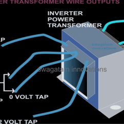 12v 100ah Battery Charger Circuit Diagram 1995 Ford Ranger Pcm Wiring How To Make A Simple 200 Va Homemade Power Inverter