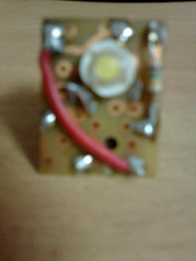5 watt led driver circuit diagram 1989 yamaha fj1200 wiring easy 1 working with 220v 120v ac